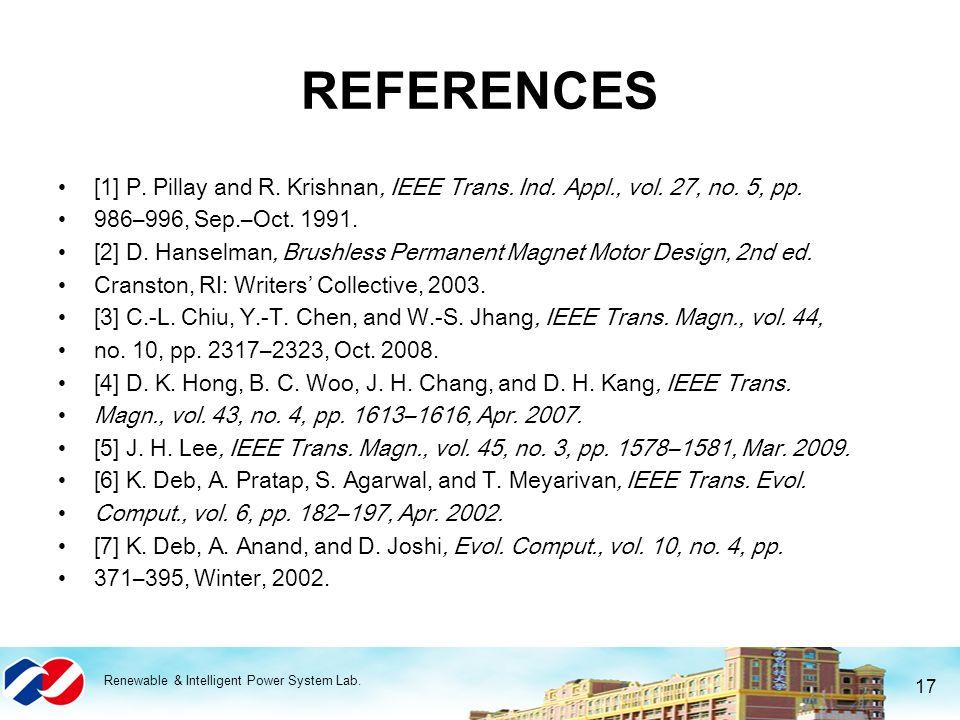 brushless permanent magnet motor design hanselman pdf